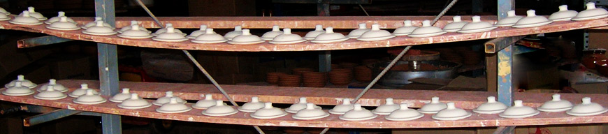 Fabrication de nos poteries