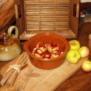 Faitout - Recette Pommes au Four