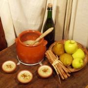 Marmite - Recette Compote de Pommes